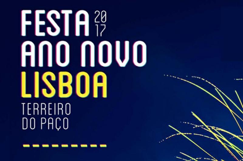 Festa Ano Novo Lisboa 2017
