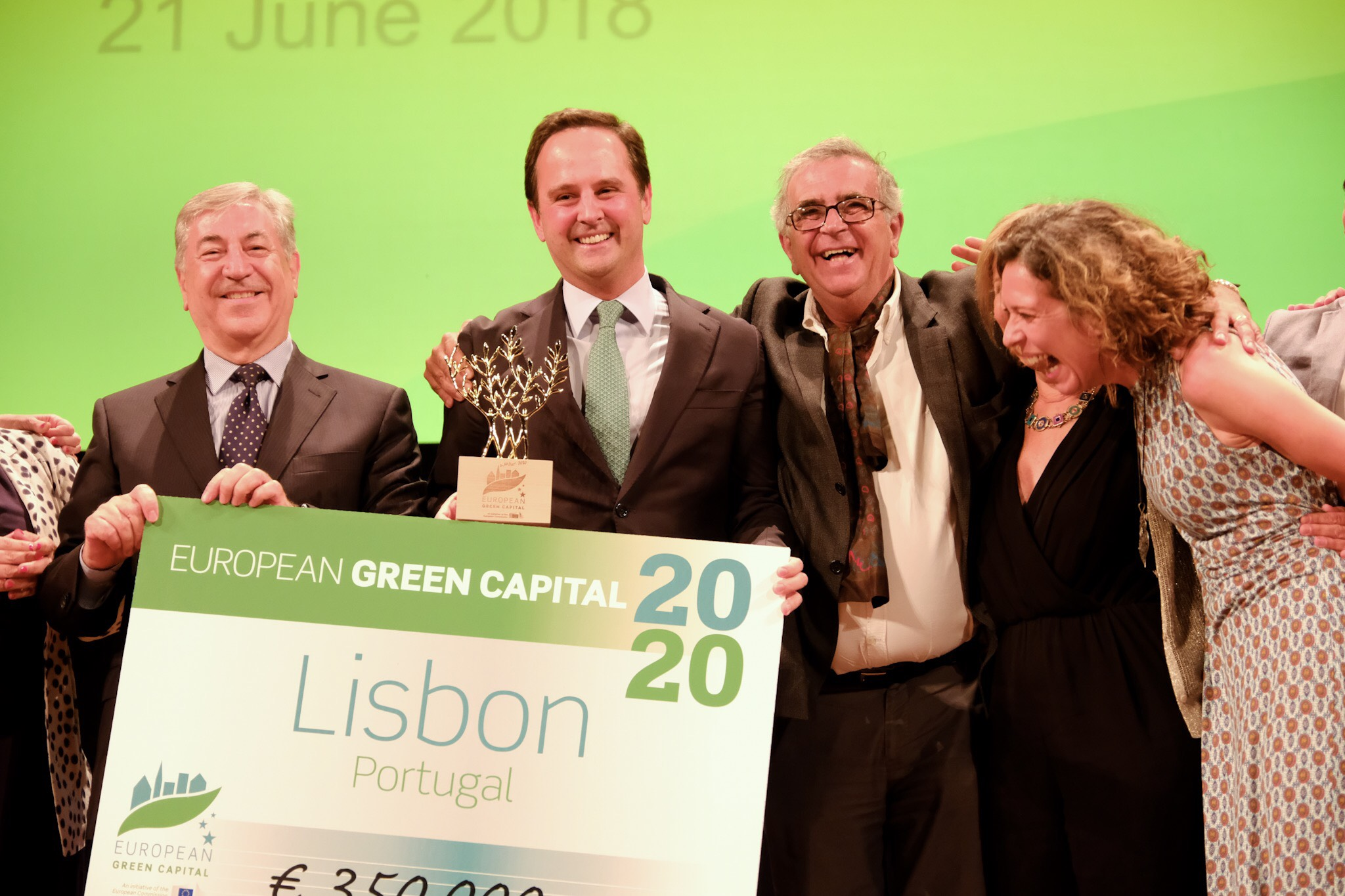 Image result for Capital Verde Europeia 2020