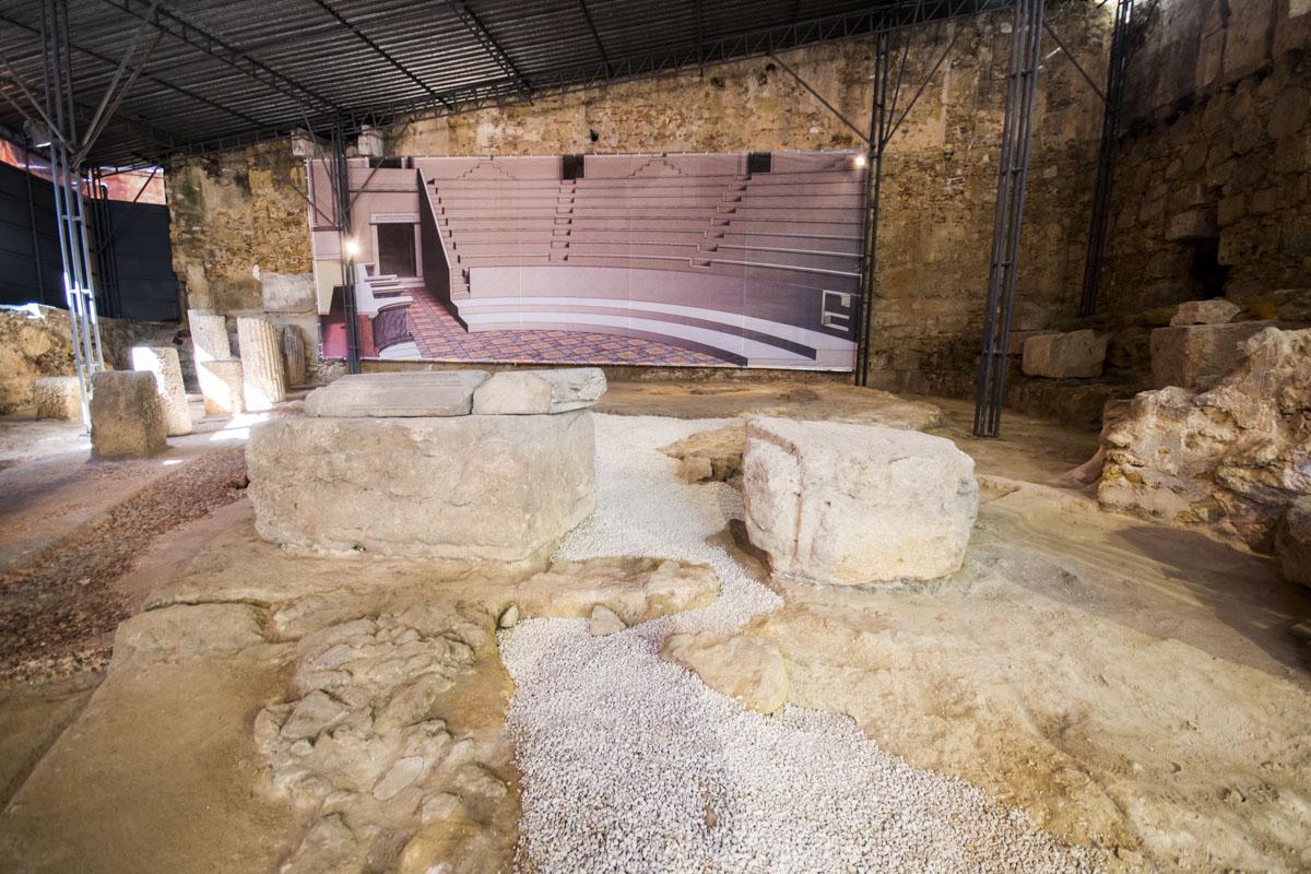 Il Museo del Teatro Romano di Lisbona  Lillys lifestyle