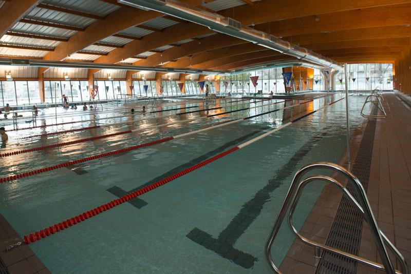 S tio da c mara municipal de lisboa equipment for Go fit piscinas san miguel