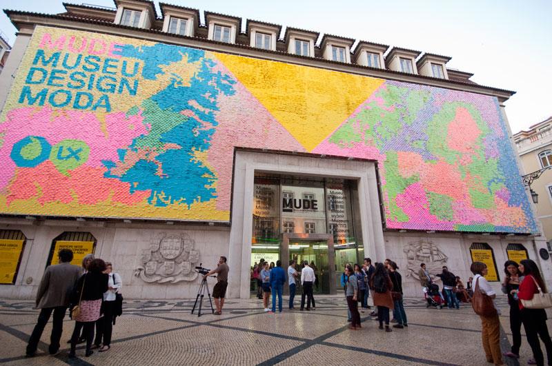 MUDE - Museu do Design e da Moda - nacionalidade portuguesa