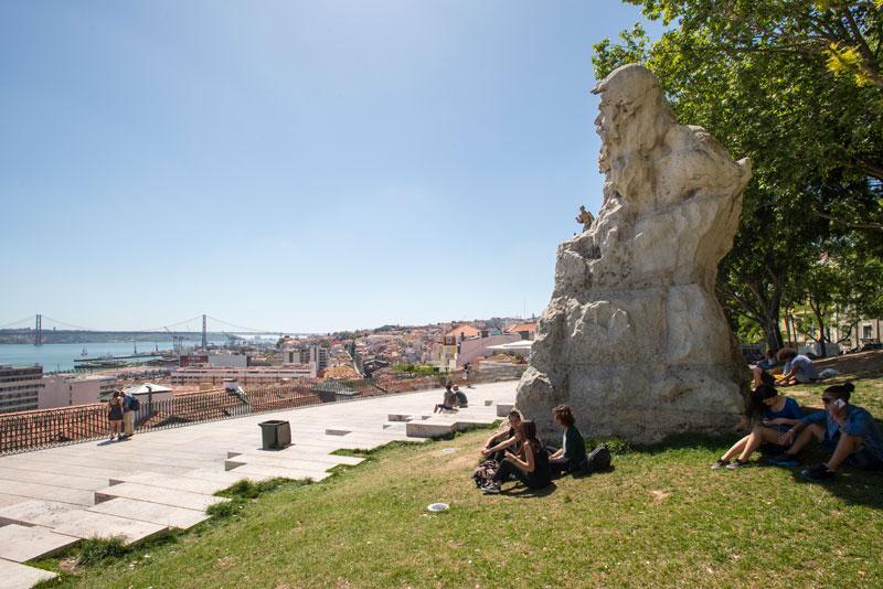 Sitio Da Camara Municipal De Lisboa Equipamento